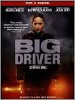 Big Driver (DVD) 2014