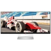 "LG - 34"" IPS LCD HD 21:9 UltraWide Monitor - Black"