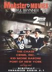 Mobster Movies: 8 Feature Films - Yul Brynner/peter Lorre/scott Brady [2 Discs] (dvd) 14411709
