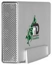 Fantom Drives - GreenDrive 2 TB External Hard Drive - Silver