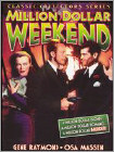 Million Dollar Weekend (DVD) (Black & White) (Black & White) 1948