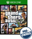 Grand Theft Auto V - PRE-OWNED - Xbox One