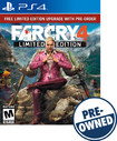 Far Cry 4 - PRE-OWNED - PlayStation 4
