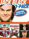 Jack Black 3-pack: Nacho Libre/school Of Rock/orange County [3 Discs] (dvd) 1458147