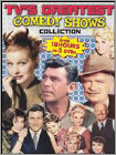 TV's Greatest Comedy Shows Collection [5 Discs] (DVD) (Black & White)