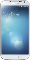 MetroPCS - Samsung Galaxy S 4 4G No-Contract Cell Phone - White