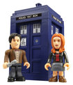 Doctor Who - TARDIS Mini Set - Multi