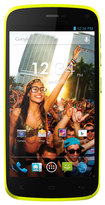 Blu - Life Play 4G Cell Phone (Unlocked) - Yellow