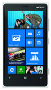 Nokia - Lumia 920 Cell Phone (Unlocked) - White
