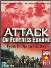 Attack On Fortress Europe (2 Pack) (2 Disc) (DVD) (Black & White/) (Eng)