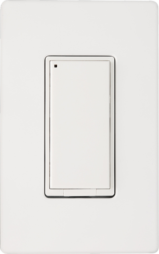 WorksWith In-Wall On/Off Switch White 2215 WW