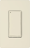 WorksWith - In-Wall Dimmer Switch - Light Almond