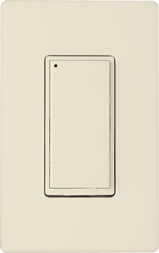 WorksWith In-Wall On/Off Switch Light Almond 2215 LW