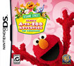 Sesame Street Elmo's A-to-Zoo Adventure: The Videogame - Nintendo DS