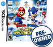 Mario & Sonic at the Olympic Winter Games — PRE-OWNED - Nintendo DS