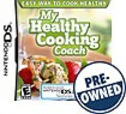 My Healthy Cooking Coach - PRE-Owned - Nintendo DS