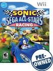 Sonic & SEGA All-Stars Racing — PRE-OWNED - Nintendo Wii