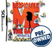 Despicable Me: The Game: Minion Mayhem — PRE-OWNED - Nintendo DS