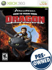 How to Train Your Dragon — PRE-OWNED - Xbox 360
