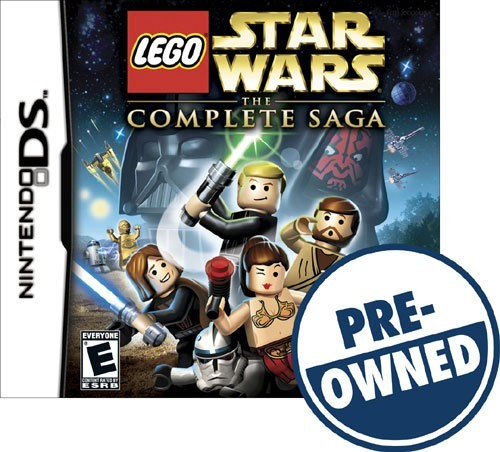 Lego Star Wars: The Complete Saga - PRE-Owned - Nintendo DS