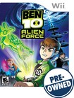 Ben 10: Alien Force - Pre-owned - Nintendo Wii 1477726