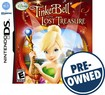 Tinker Bell And The Lost Treasure - Pre-owned - Nintendo Ds 1477835