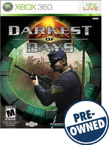 Darkest of Days - PRE-Owned - Xbox 360