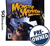 Monster Mayhem: Build and Battle — PRE-OWNED - Nintendo DS