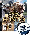 Click here for Cabelas Big Game Hunter 2010 - Pre-owned - Playsta... prices