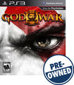 God of War III — PRE-OWNED - PlayStation 3