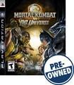 Mortal Kombat vs. DC Universe — PRE-OWNED - PlayStation 3