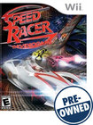Speed Racer: The Video Game — PRE-OWNED - Nintendo Wii