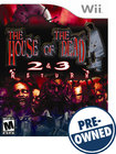 The House of the Dead 2 & 3 Return — PRE-OWNED - Nintendo Wii