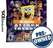 Nicktoons: Attack Of The Toybots - Pre-owned - Nintendo Ds 1480805