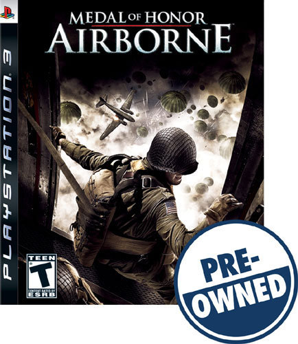 Medal of Honor: Airborne - PRE-Owned - PlayStation 3