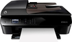 HP - Officejet Wireless e-All-In-One Printer - Black