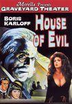 Graveyard Series, Vol. 3: House Of Evil (dvd) 14864015
