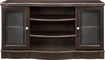 "Insignia™ - TV Console for Flat-Panel TVs Up to 50"" - Espresso"