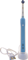 Oral-B - Professional Care 1000 Electric Toothbrush - White/Blue