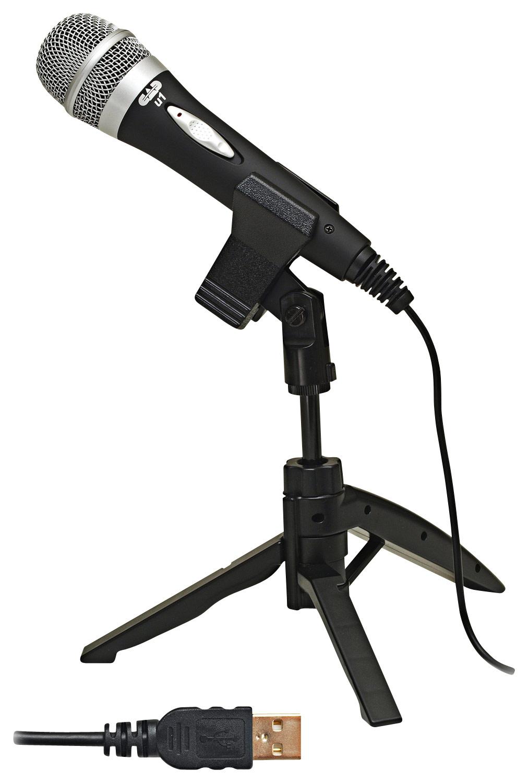 CAD - Microphone - Black