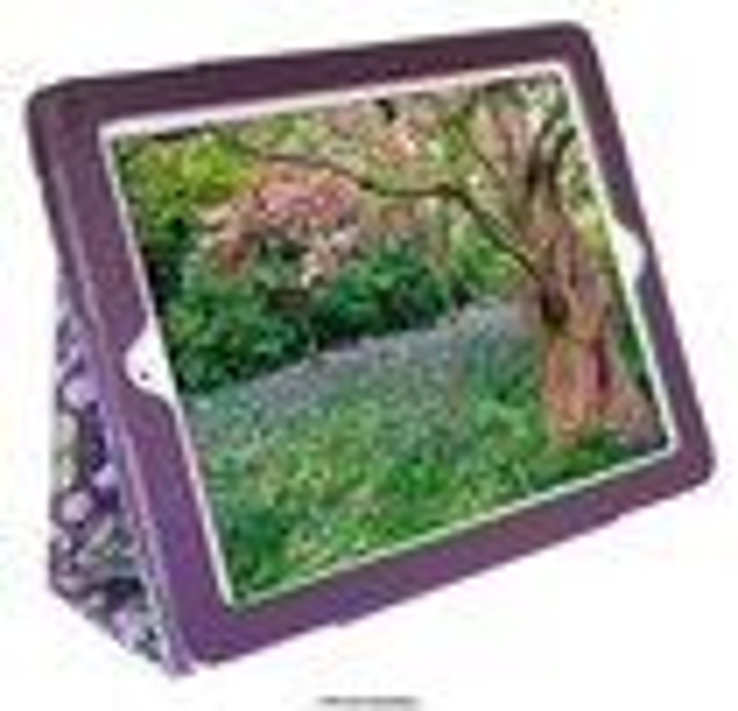 Digital Treasures - Props Signature Collection Designer Folio Case for Select Apple® iPad® Models - Multi