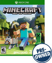 Minecraft: Xbox One Edition - PRE-OWNED - Xbox One