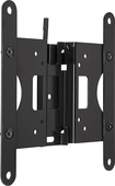 "Dynex™ - Fixed TV Wall Mount for Most 13"" - 36"" Flat-Panel TVs - Black"