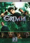 Grimm: Season Two [5 Discs] [includes Digital Copy] [ultraviolet] (dvd) 1498925