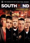 Southland: The Complete Fifth & Final Season [2 Discs] (dvd) 1499139