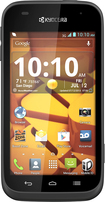 Boost Mobile - Kyocera Hydro Edge No-Contract Cell Phone - Black