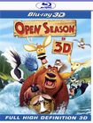Open Season [3d] [blu-ray] 1501083