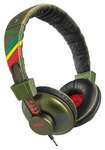 House of Marley - Positive Vibrations Jammin' Collection On-Ear Headphones - Roots
