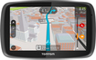 "TomTom - GO 500 5"" GPS with Lifetime Map and Traffic Updates - Black"