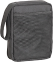 "Eddie Bauer - Ripstop Carrying Case for Most 7"" GPS - Black/Gray"